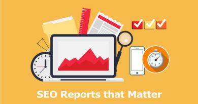 SEO report