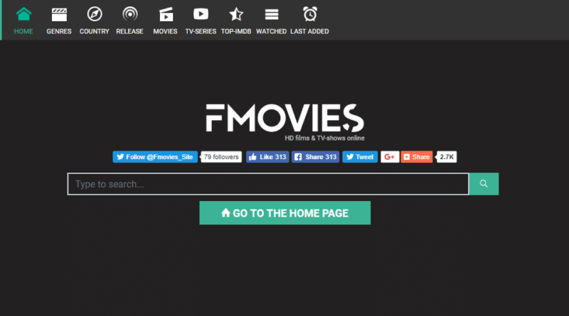FMovies 2021: Watch and Download Movies & TV Shows