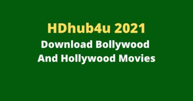 HDhub4u 2021 – Download Bollywood And Hollywood Movies