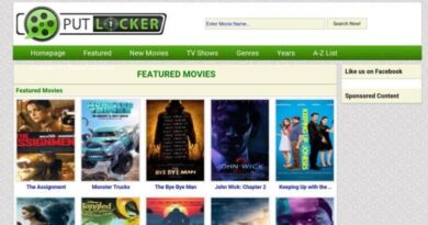 Best Putlocker Alternatives - Watch Movies for free