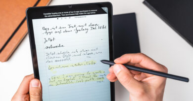 3 of the Best Apps to Take Notes