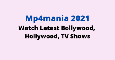Mp4mania 2021 – Watch Latest Bollywood, Hollywood, TV Shows